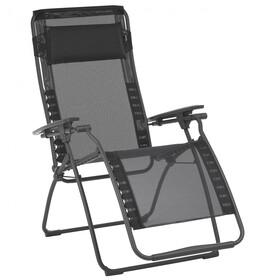 Lafuma Mobilier Futura Relax Chair Batyline, titane/noir